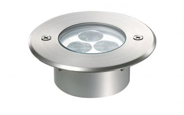 Recessed spotlight